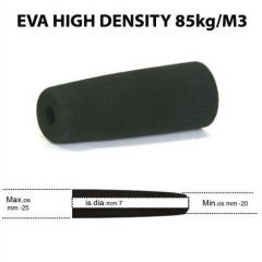 Grip EVA High Density 20/25x65mm gaura interioara 7mm