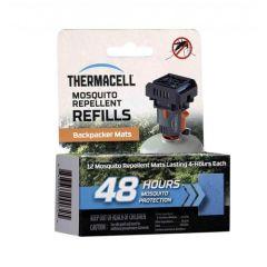 Rezerva aparat anti tantari Thermacell M-48 Refill Backpacker Mats-Only