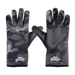 Manusi Fox Rage Thermal Camo Gloves marime M