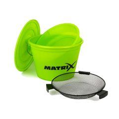 Matrix Bucket Lime  Set galeata