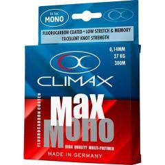 Fir monofilament Climax Max Mono Clear 0.10mm/1kg/135m