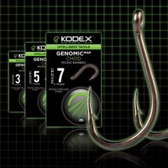 Carlige Kodex Genomic MGP Chod Micro Barbed Nr.3