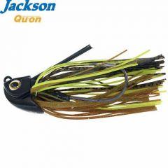 Jackson Qu-On Verage Swimmer Jig 1/4oz, culoare MDC