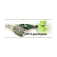Rotativa Mepps Thunder Bug, marimea 00, Grasshopper-Gold, 1.5gr
