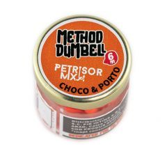 Dumbells Petrisor Mix Method Dumbell Choco and Porto 6mm