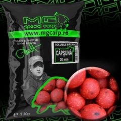 Boilies MG Special Carp Birdfood Solubile Capsuna 20mm