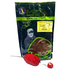MG Special Carp Fishmeal Pasta solubila - Squid Octopus Strawberry