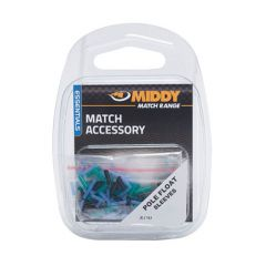 Set varnis Middy Pre-Cut Pole Float Silicone Sleeves