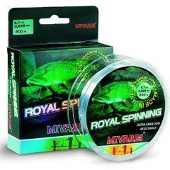 Fir monofilament Mivardi Royal Spin 0,205mm/4,8kg/200m