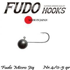 Micro Jig Fudo nr.4/0, 5g
