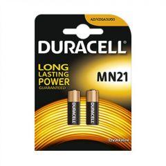 Baterii alcaline Duracell 12V MN21/23, set 2 bucati