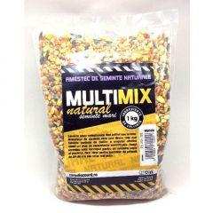 Carp Discount Multimix Natural - Seminte mari 1kg