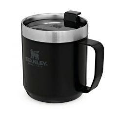 Cana Stanley Legendary Camp Mug 0.35L, Matte Black Pebble