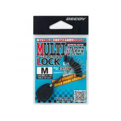 Stopper Decoy L-12 Multi Sinker Lock - M