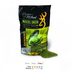 Nada Browning Groundbait Champion Method Mussel Green