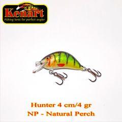 Vobler Kenart Hunter 4cm, culoare NP