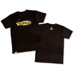 Tricou Black Cat T-Shirt Black L