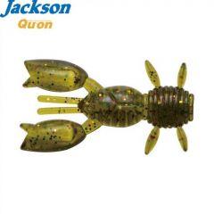 "Creature Bait Jackson Qu-On Chinukoro Craw 1.7"", culoare NGR"