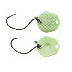 Lingura Bottom Neo Style NST 0.4g culoare 06 Super Green Glow