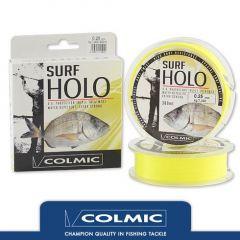 Fir monofilament Colmic Holo Surf Fluo 0,20mm/4,90kg/300m