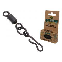 Agrafe rapide Kryston Quick Change O-Ring Swivel nr.10
