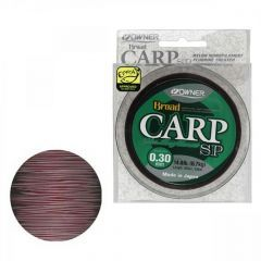 Fir monofilament Owner Broad Carp SP 0.20mm/3.10kg/300m