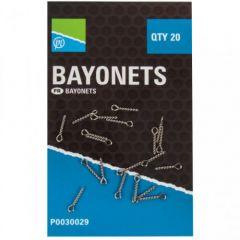 Preston Bayonets