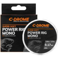 Fir monofilament Preston C Drome Power Rig Mono 0.17mm/150m