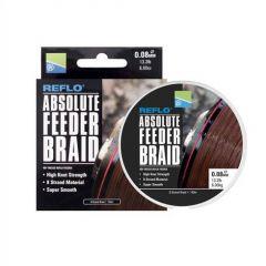 Fir textil Preston Absolute Feeder 0.10mm/7.20kg/150m