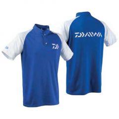 Tricou polo Daiwa Fast Dry marime 2XL