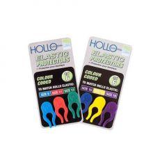 Preston Hollo Elastic Protector - Blue/Red/Green