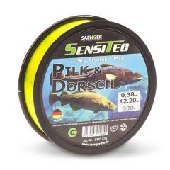 Fir monofilament Sanger SensiTec Pilk&Dorsch 0.40mm
