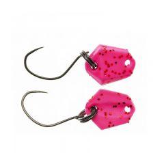 Lingura oscilanta Neo Style Kimera 0.5g Dark Pink Glow Flame