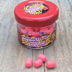 Dumbells FeederX Mini Krill & Amino Pink 7mm