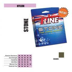 Fir monofilament P-Line Stone Fast Sinking 0,14mm/2,96kg/150m