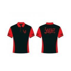 Tricou Lucky John Polo T-Shirt, marime L