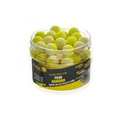 Boilies Select Baits Pop-up Two Tone Pear-Banana 12mm