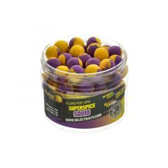 Boilies Select Baits Pop-up Two Tone Superspice-Squid 12mm