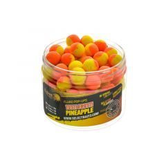 Boilies Select Baits Pop-up Two Tone Tutti Frutti-Pineapple 12mm