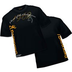 Tricou Browning T-Shirt Exclusive Black L