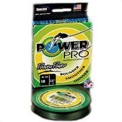 Fir textil PowerPro Moss Green 0.08mm/8kg/135m