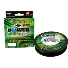 Fir textil PowerPro Moss Green 0.13mm/8kg/135m