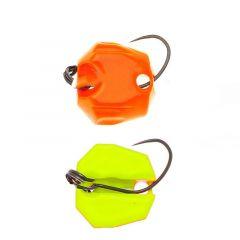Lingura oscilanta Neo Style Premium 0.5g, culoare Super Fluo Glossy Orange