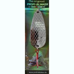 Lingura oscilanta Profi Blinker The Original 6.5cm, culoare Silver