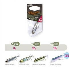 Fiiish Power Tail Slow 4.4cm/8g, culoare Natural Trout