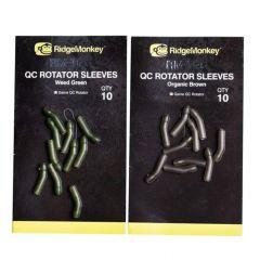 Ligne aligner Ridge Monkey RM-Tec QC Rotator Sleeves - Organic Brown