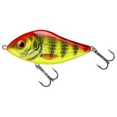 Vobler Salmo Slider Floating 10cm/36g culoare Bright Perch
