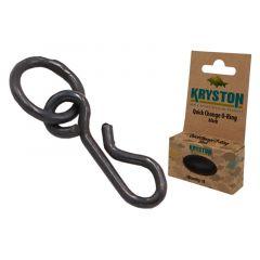 Agrafe rapide Kryston Quick Change O-Ring Swivel