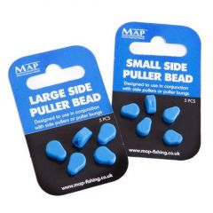 Map Side Puller Beads Small