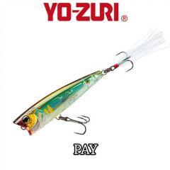 Popper Yo-Zuri 3DB Popper 7.5cm/10g, culoare PAY